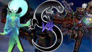 Smite - Masters Ranked 1v1 Duel Sol VS Xbalanque