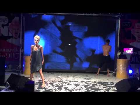 Olia Tira - Try - live ( on Aquarelle P!nk party)