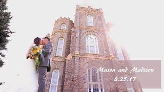 Mason and Madison 8.25.17