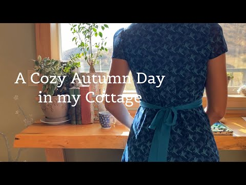 A Cozy Autumn Day at Home - Cottage Life Vlog