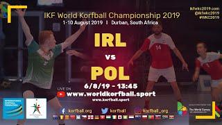 IKF WKC 2019 IRL-POL