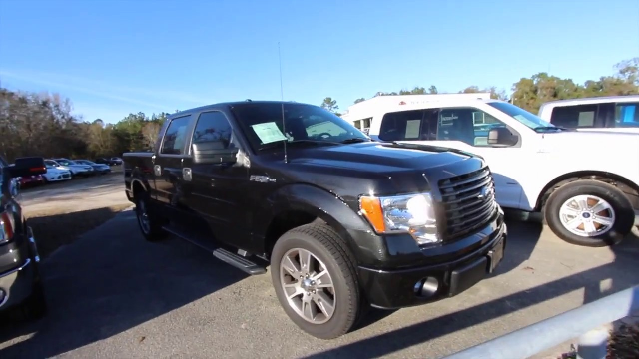 2014 Ford F 150 Stx Package Review And Condition Report Ravenel