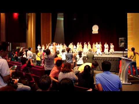 Concert SCB / dance คอนเสิร์ตที่ธนาคารไทยพาณิชย์