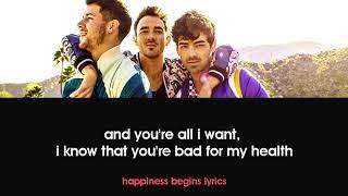 Jonas Brothers - Trust Lyrics (2019 - Happiness Begins) HD