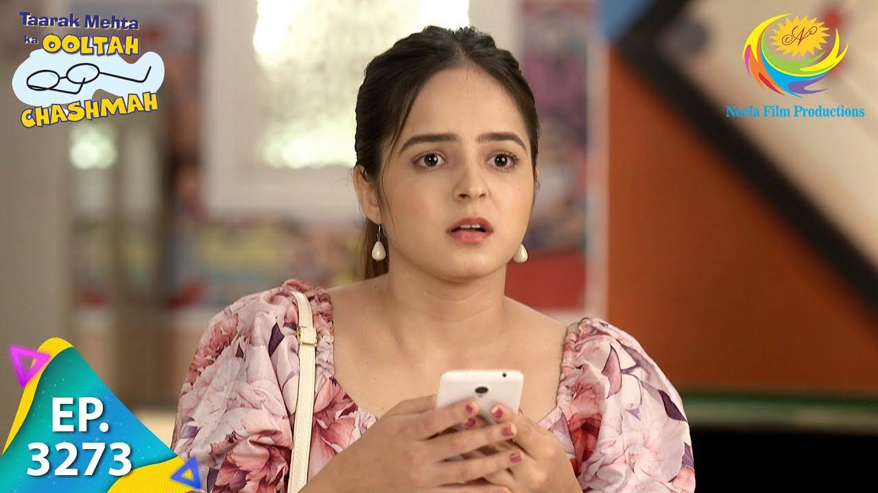 Download Taarak Mehta Ka Ooltah Chashmah - Ep 3273 - Full Episode - 11th October 2021