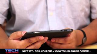Dell Venue 11 Pro Tablet Unboxing (HD)