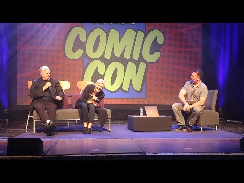 Stargate SG1 Panel Wales Comic Con April 2019 | Airlim