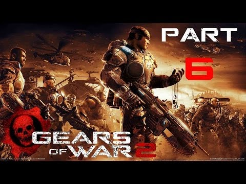Gears of War 2 part 6: A bomb with extra strength