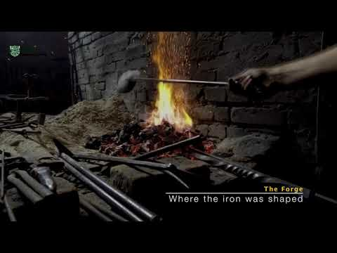 Viewpoints: The El Pobal forge in Biscay