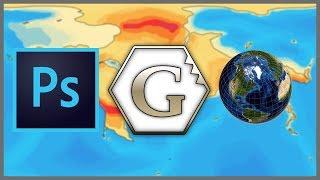 Fantasy Maps & Plate Tectonics | Tutorial