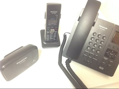 Panasonic Cordless Multiline phone system
