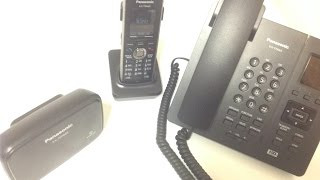 Panasonic Cordless Multi-line phone system