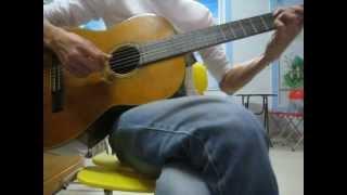Thời gian (Thủy Triều Đỏ) - Hướng dẫn đệm guitar