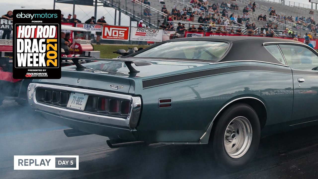 Download Day 5 - HOT ROD Drag Week 2021 Livestream REPLAY