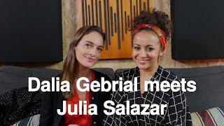 New York's First Socialist State Senator? Dalia Gebrial meets Julia Salazar