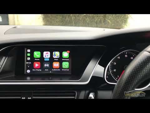 CarPlay retrofit PFL 2015 | Audi-Sport net