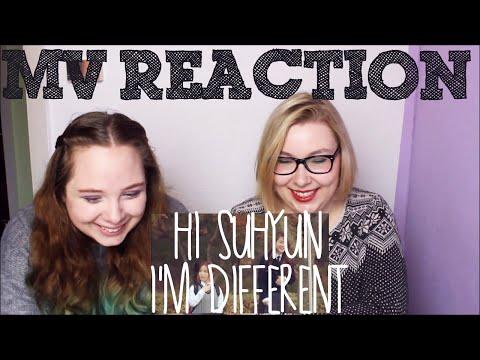 [MV Reaction] Hi Suhyun I'm Different Ft. Bobby 나는 달라
