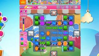 Candy Crush Saga Level 1696  Score 98 020 by  Funny❣