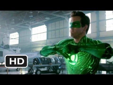 Green Lantern Official 4 Minute Sneak Peek - (2011) HD