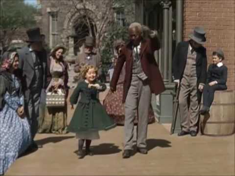 Shirley Temple Organ Grinder's Swing Complete Scene From The Littlest Rebel 1935