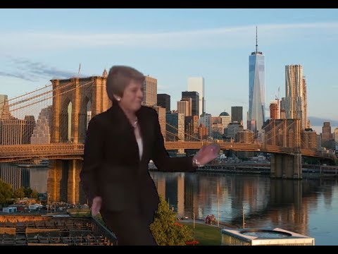 Theresa May Dances All Over The World (Meme)