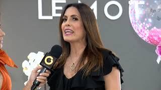 """Rocío Higuera inaugura """"Le Mot"""" para vestir a la mujer que se reinventa ante la adversidad (1/5)"""