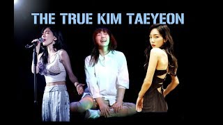 The two sides of Taeyeon☯ (Real personnality) - Stafaband
