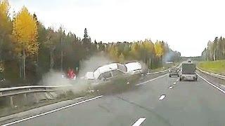 Жесткие аварии Сентября четвёртая неделя (Channel Жёсткие аварии)