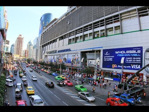 Platinum Shopping Mall Bangkok