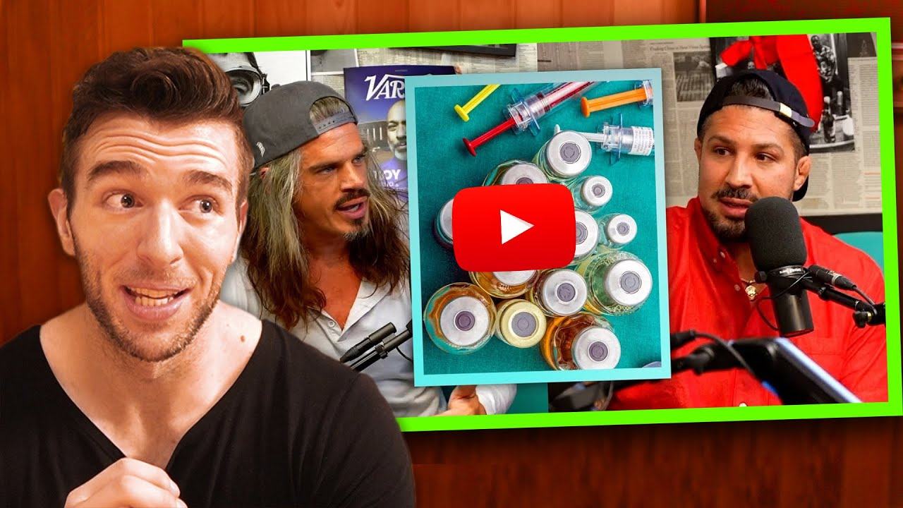 """Reacting To """"Mark Harley's Tips For Steroid Users"""""""