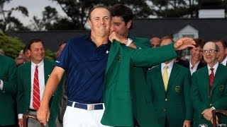 Jordan Spieth Wins The Masters: Can He Carry Golf's Mantle Going Forward?