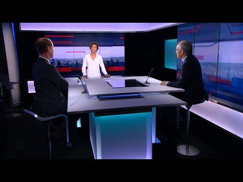 """Interview d'Emmanuel Macron: François Hollande """"ne passera rien"""" au président"""
