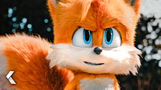 SONIC: The Hedgehog 2 Title Reveal Teaser & Tails and Knuckles In The Sequel? (2022)