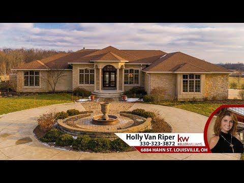 6884 Hahn Street Louisville, Ohio | Holly Van Riper | 1080P Video Tour