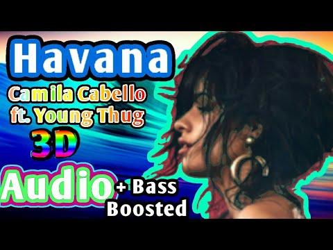 (3D AUDIO!!) Camila Cabello - Havana Ft. Young Thug