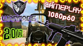 Warface Gameplay 2017 PC Multiplayer Online 1080p60FPS