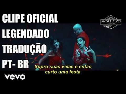DJ Snake ft Ozuna Cardi B Selena Gomez - Taki Taki LEGENDADO TRADUÇÃO PT-BR