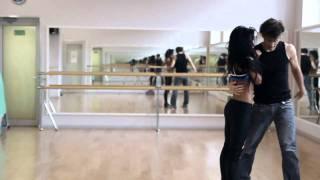 Rihanna Ft. Eminem - Love the way you lie,   Dancers SO&JO
