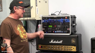 Guitar Rack Setup & Review: Tc G-force Rocktron Midi Raider Bbe 461 Loop 8 Mx300 Tonymckenzie.com