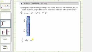Determine the Height of a Tower Given a Fractional Height of a Tower