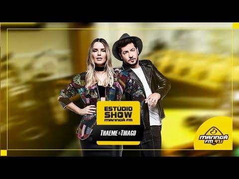 Thaeme & Thiago - Bem Feito (acústico) - Versão Exclusiva Maringá FM