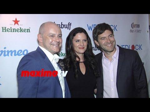 WEDLOCK Web Series Premiere Mark Duplass, Jennifer Lafleur, Rob Corddry