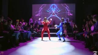 Elena Zorra & Hurricane Zorra Tag Team Selection
