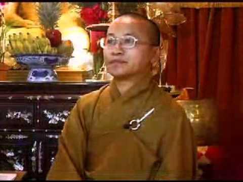Đạo Phật ngày nay A (10/08/2008) Thích Nhật Từ