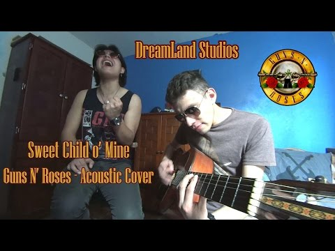 Sweet Child O' Mine – @GUNSNROSES Acoustic Cover (Raúl & Alonso Yáñez)