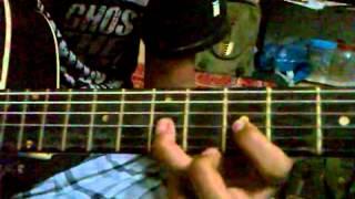 Baazigar Title song - guitar tabs Shubham