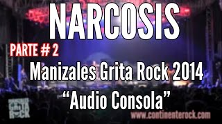 NARCOSIS - Full Concierto Parte 2 (Manizales - Colombia 2014)