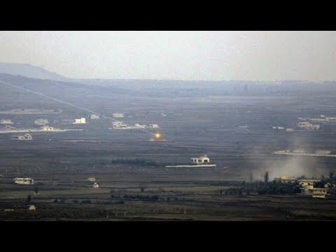 Israel Secretly Aids Anti-Assad Forces in Syria Proxy War