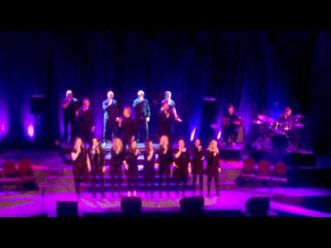 Oslo Gospel Choir musical MESSIAH Hallelujah Christ is risen/  Leiderdorp 2017