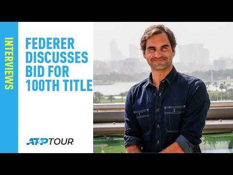 Federer: 'I'll Give It All I Have'
